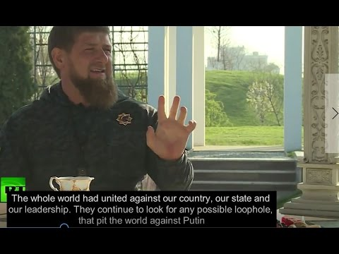 Kadyrov: West will use every resource to destroy Russia