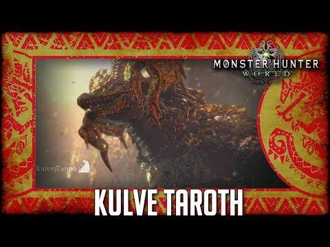 Monster Hunter World: Kulve Tarroth thumbnail