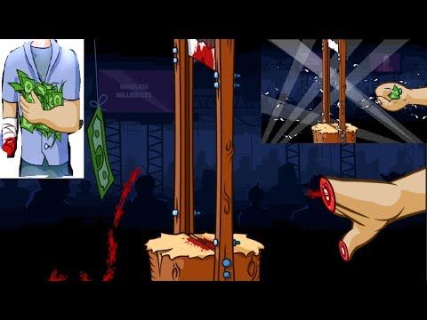 Handless Millionaire: Trick The Guillotine   Games Y8 - Relax Life