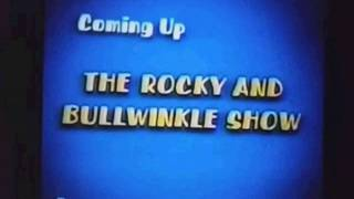 Boomerang Bumper- Coming Up Next  - The Rocky and Bullwinkle Show - No Announcer