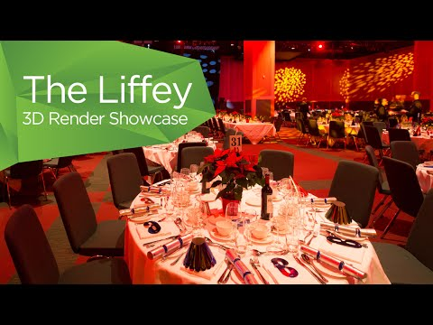 The Liffey Suite - 3D Render Showcase