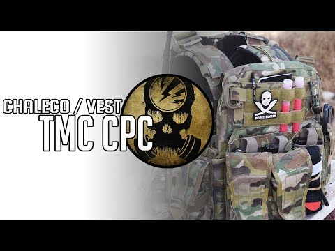 TMC Combat Plate Carrier · Review Airsoft [ENG SUBS]