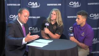#CAAFB Media Day Live - Josh Gontarek & Michael Nicastro