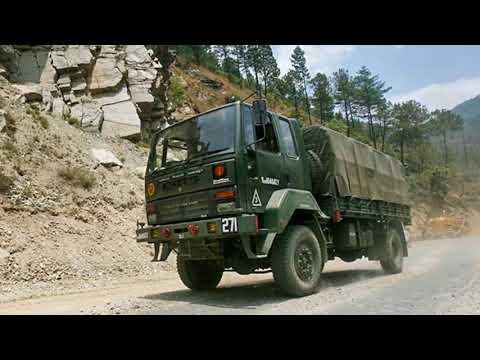 Indian Border Roads Organisation, BRO speeds up road construction, at border, after Doklam standoff!