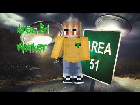 Area 51 Worker Skin (Pixel Gun 3D )