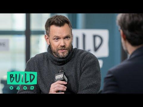 Joel McHale Talks About His Neflix Series, The Joel McHale Show
