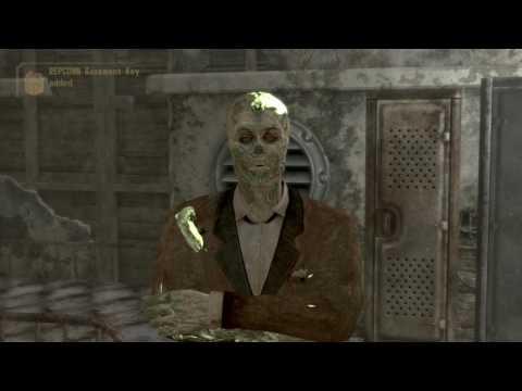 REPCONN Test Site Fallout New Vegas Episode 13 Walkthrough
