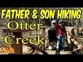 Otter Creek Trail: Blue Ridge Parkway Father & Son Hiking