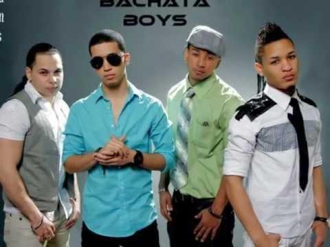 BACHATA NUEVA 2012- EN EL AMOR SOY UN IDIOTA(BACHATA BOYS)