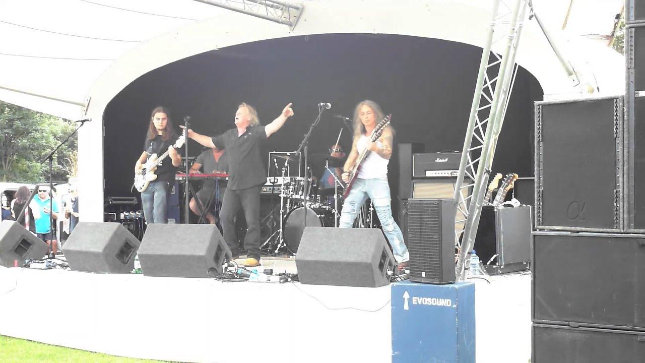 Bare Knuckle Blues Band UK - YouTube