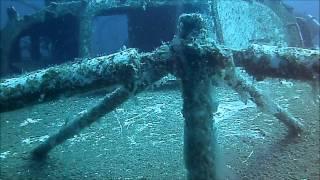 Wreck the Coast Guard (SG 115) near Karaada (Torba Turkey)