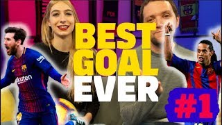BARÇA'S BEST GOAL EVER? | Compilation (Episode 1)