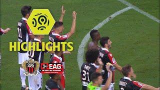 OGC Nice - EA Guingamp (2-0) - Highlights - (OGCN - EAG) / 2017-18