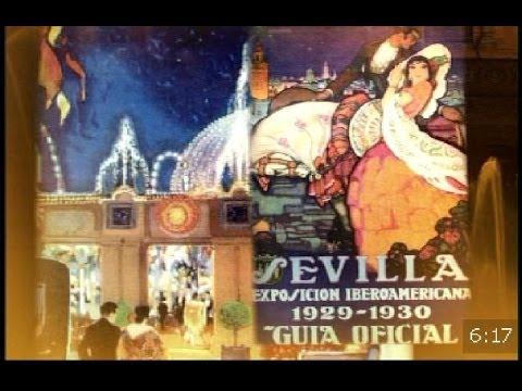 Exposición Iberoamericana de Sevilla 1929  (1/3)