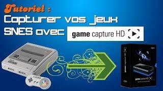 TUTORIEL [HD] : Capturer vos jeux SNES avec ElGato Game Capture HD (Branchements & Configurations)