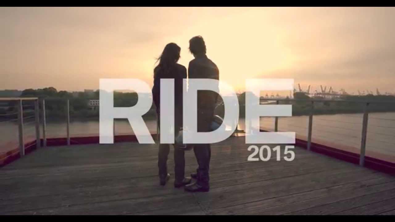 画像: Ride & Style 2015 コレクション www.youtube.com