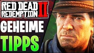 Versteckte Tipps die du vom Spiel nicht gezeigt kriegst - Red Dead Redemption 2 Tipps deutsch thumbnail