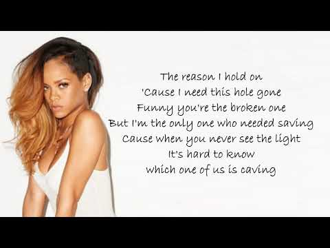Rihanna - Stay  ft.Mikky Ekko | Lyrics Songs