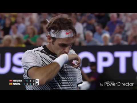 Australia Open 2017 Final - Roger Federer VS Rafael Nadal