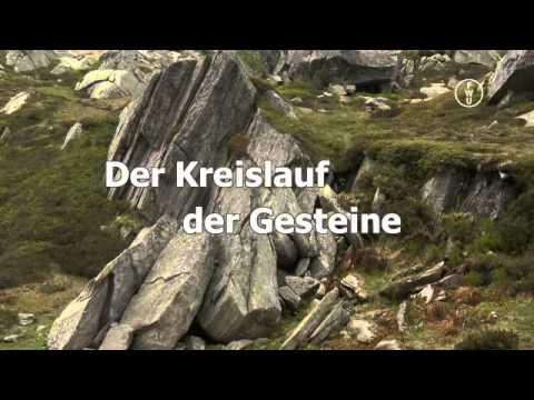 FWU - Kreislauf der Gesteine - Trailer - YouTube