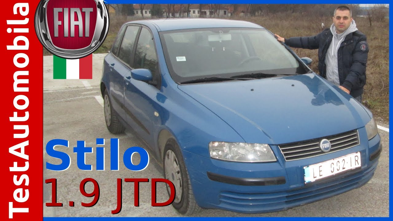 fiat stilo 1 9 jtd 85 kw test polovnog automobila doovi. Black Bedroom Furniture Sets. Home Design Ideas