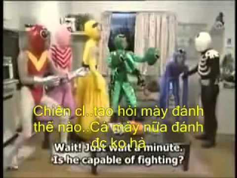 5 anh em siêu nhân đần độn tập 5 vietsub