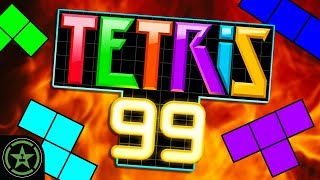 TETROMINO BATTLE ROYALE - Tetris 99 | Let's Play