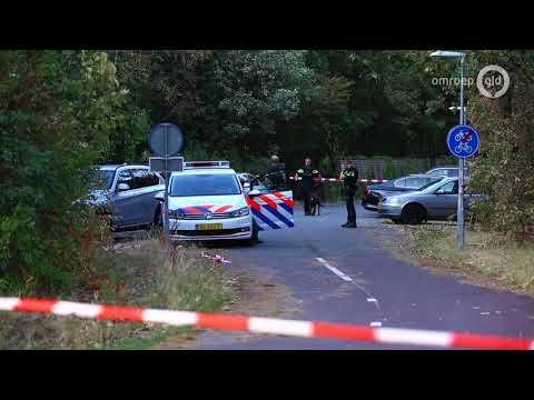 Grote politie-inzet na gewapende overval op bungalowpark Nunspeet