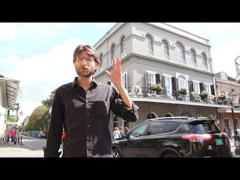 The LaLaurie Mansion: A New Orleans Ghost Story