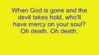 Jen Titus- Oh Death Lyrics