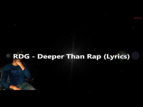 Rod Da God -  Deeper Than Rap (Lyrics)