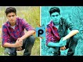 HDR Effect + Change Background    Awesome PicsArt Editing Tutorial    Real Cb Editing