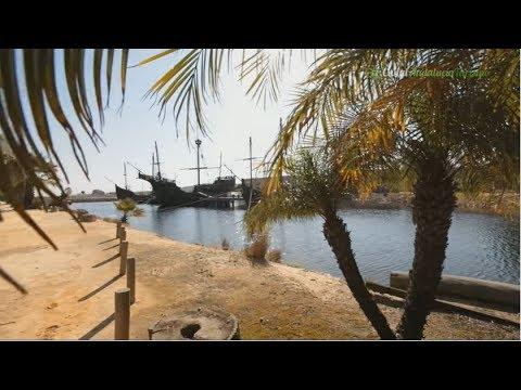 Muelle De Las Carabelas Palos De La Frontera Huelva
