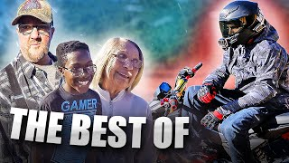 Top 17 Bikers Interacting with People Videos!