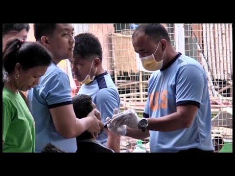 PNP Maritime Group, nagsagawa ng medical & dental mission sa Bacoor, katuwang ang UNTV at MCGI