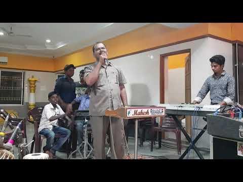 Ummai maraven naan. . . . Pr.jacobs song. . .singing pr.sidharthan. . .