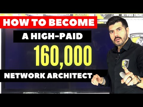 HOW TO Become A Network Architect In 2020 | A $160,000 Job 😱 Step-by-step BLUEPRINT (PURE CONTENT)