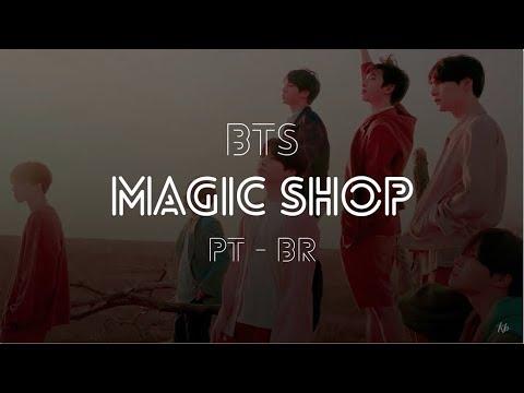 BTS - MAGIC SHOP  (Tradução | Legendado PT-BR) | KPOP BRASIL