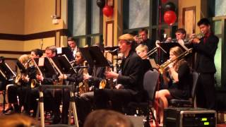 Batavia High School 2015 Jazz Ensemble Sampling