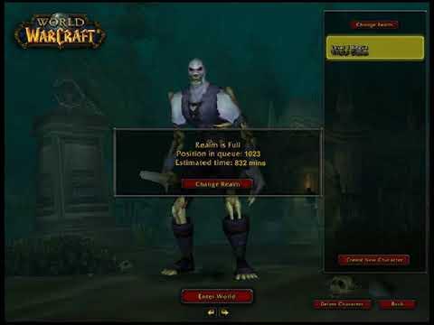 World of Warcraft Classic: выбираем подходящий сервер
