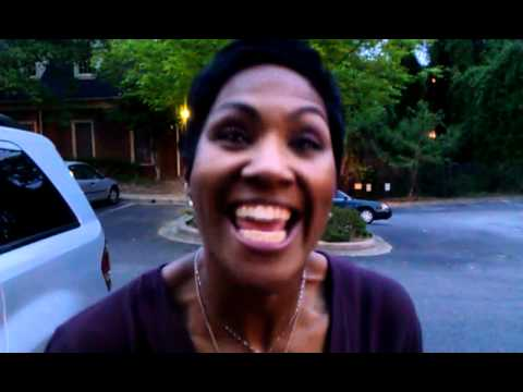 Terri J. Vaughn Gives J.How? A Shout Out