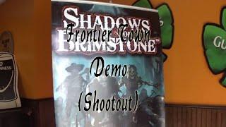 Shadows of Brimstone Frontier Town Shootout Demo 352016