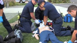 Cardiac Arrest Management Training Video