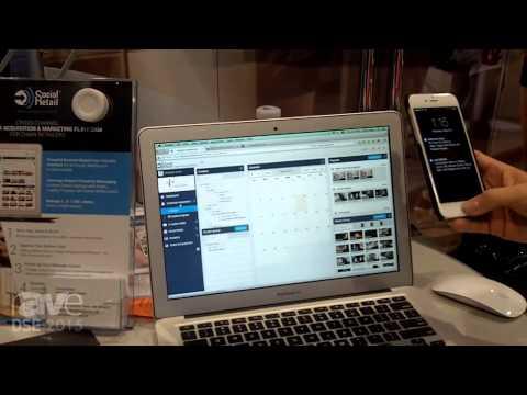 DSE 2015: Digital Social Retail Presents Social Retail Platform for Following Customers