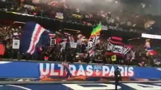 Paris Saint Germain vs Caen | Ultras Paris Amazing Atmosphere - Ultras Way✔