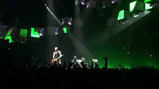 Metallica - Master of Puppets live o2 London 24th Oct 2017