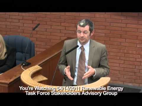 IID Renewable Energy Task Force Stakeholders Advisory Group