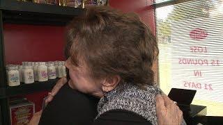 Pass It On: A cancer survivor receives help