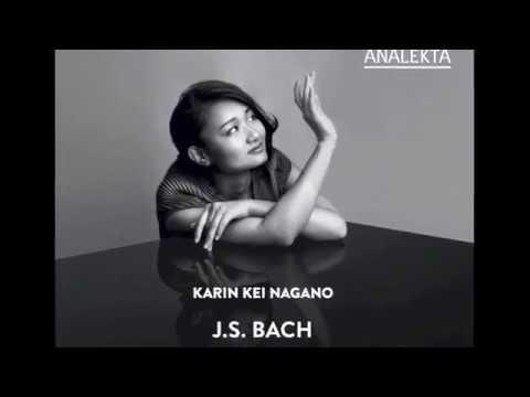 Karin Kei Nagano - Invention No. 8 in F major, BWV 779 (J.S. Bach)