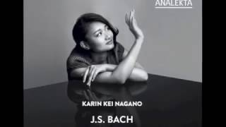 Karin Kei Nagano - Invention No. 8 in F major, BWV 779 (J.S. Bach)